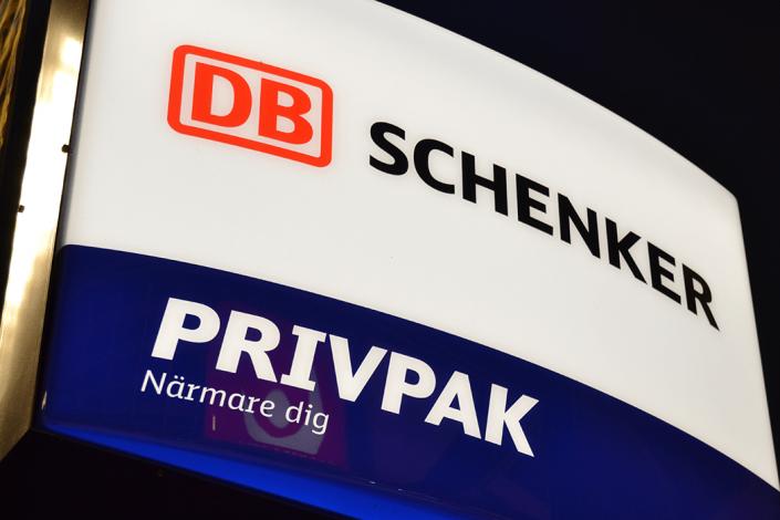 DB Schenker ombud