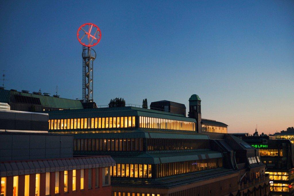 NK-klockan Stockholm
