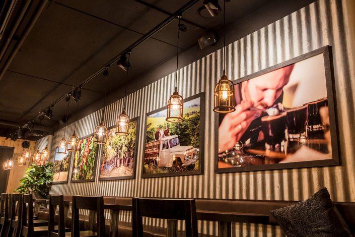 Espresso House akryltavlor